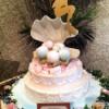 ミラコスタのウェディングケーキにはどんなものがある?